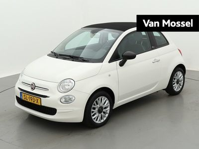 tweedehands Fiat 500C TwinAir Turbo 80pk Young Cabriolet