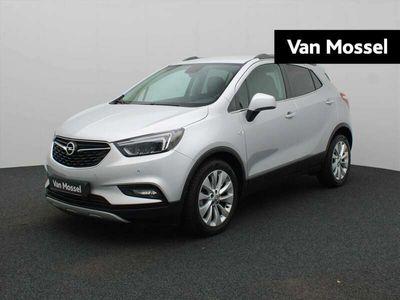 tweedehands Opel Mokka X 1.4 Turbo 140pk Aut | Half-Leder | Navi | ECC | PD