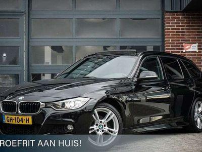 tweedehands BMW 318 318 d High Executive | M-pakket | Panoramadak | Cam