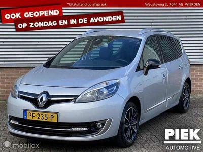 tweedehands Renault Grand Scénic 1.2 TCe Bose, TREKHAAK, NIEUWSTAAT