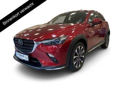 tweedehands Mazda CX-3 2.0 SkyActiv-G 120 GT-M Facelift 1e Eigenaar | Nav