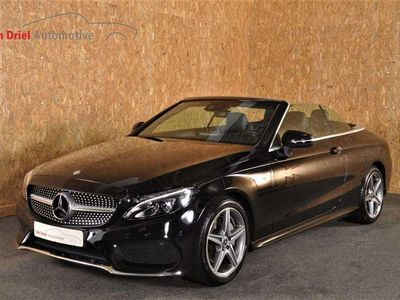 tweedehands Mercedes C180 Cabriolet Ambition AMG