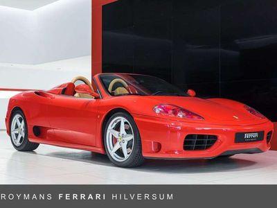 tweedehands Ferrari 360 Spider - Kroymans