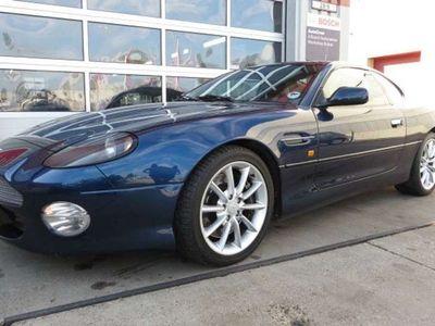 tweedehands Aston Martin DB7 5.9 VANTAGE COUPE AUT