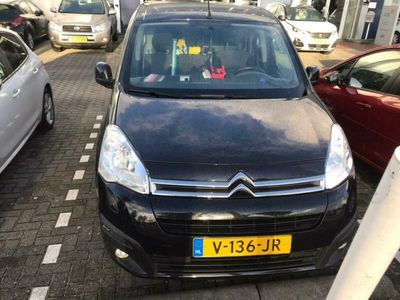 tweedehands Citroën Berlingo 1.6 BlueHDI 100 Business Economy S&S Navi Achterui