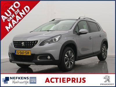 tweedehands Peugeot 2008 1.2 130pk Allure bij Nefkens Den Bosch