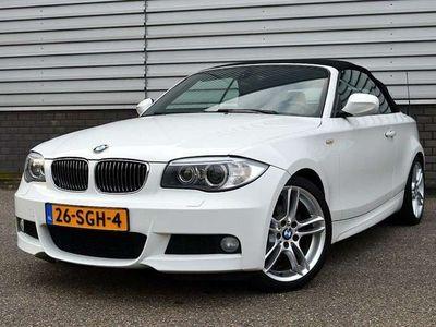 tweedehands BMW 118 Cabriolet 118i M-Pakket RIJKLAAR PRIJS-GARANTIE Navig