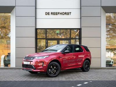 tweedehands Land Rover Discovery Sport P200 200pk AWD AUT 5p. Sport R-Dynamic Launch Edit