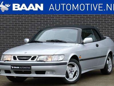 tweedehands Saab 9-3 Cabriolet 2.0 Turbo SE Aero | Org. NL auto | Volledige historie aanwezig |