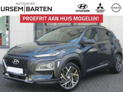 tweedehands Hyundai Kona Hybrid HEV Premium VAN € 34.245,- VOOR € 30.745,-