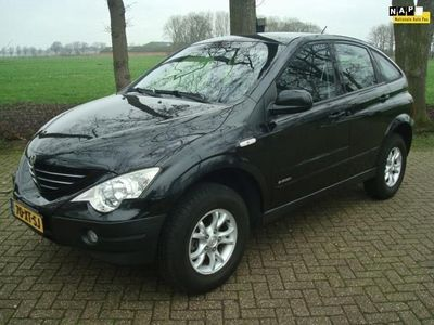 tweedehands Ssangyong Actyon A 230 Dynamic BENZINE AUTOMAAT
