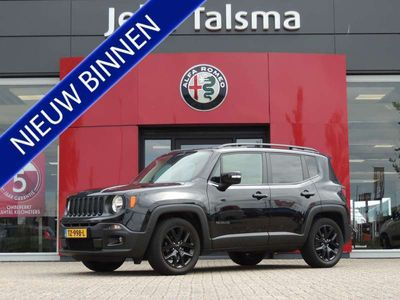"""tweedehands Jeep Renegade 1.4 MultiAir 140 Night Eagle II MY19 Limited AUTOMAAT 