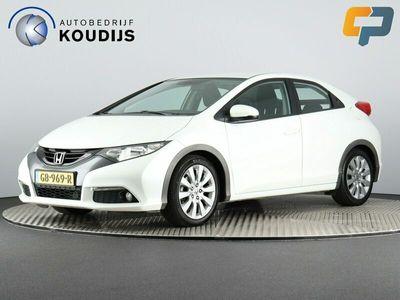 "tweedehands Honda Civic 1.4 Sport (Trekhaak / Climate / Cruise / 17"" / Parelmoer Wit)"