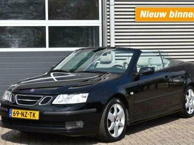 tweedehands Saab 9-3 Cabriolet 2.0t VECTOR AUT. I YOUNGTIMER I XENON