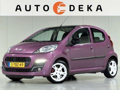 tweedehands Peugeot 107 1.0 Envy 5-deurs *Airco*Bluetooth*LED*Elektr. rame
