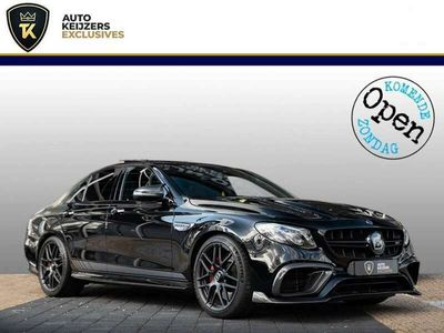 tweedehands Mercedes E63 AMG S 4Matic Premium Plus Brabus 800 Widescreen Burmes