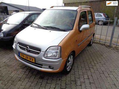 tweedehands Opel Agila 1.2-16V Njoy