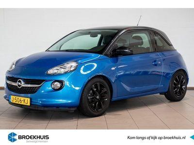 tweedehands Opel Adam Jam Favourite 1.2 airco l CruiseControle l Lichtmetaal l Navi by App l Telefoon l Parkeersensoren!