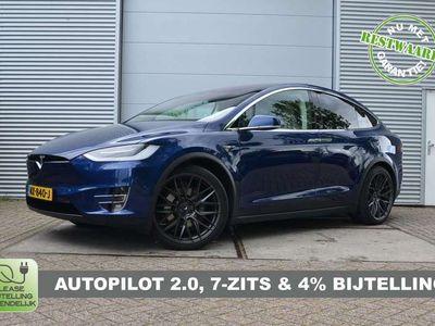 tweedehands Tesla Model X 90D (4x4) 7p. AutoPilot2.0 MARGE