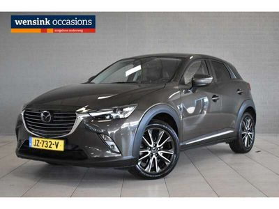 tweedehands Mazda CX-3 2.0 SkyActiv-G 120 GT-M | 1e eig | Adap-Cruise | BOSE | Leder | Camera | HUD | Keyless | Af-trekhaak |