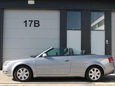 tweedehands Audi A4 Cabriolet