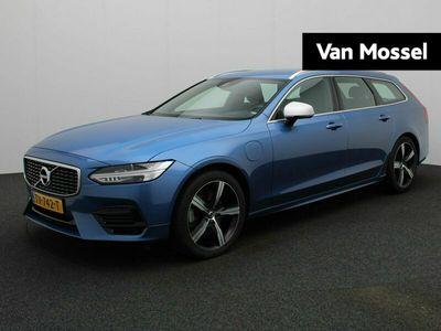 tweedehands Volvo V90 CC 2.0 T8 AWD R-Design | Harman/Kardon | LED | Memory | A |