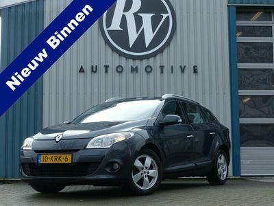 tweedehands Renault Mégane Estate 1.5 dCi Dynamique /Gr Navi/Ecc/Keyless/PDC /Cruise/NL Auto/