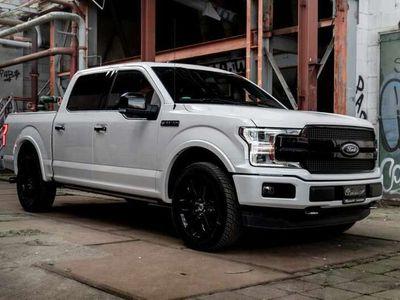 tweedehands Ford F-150 Platinum Black Edition 1e Eig 3.5 V6 LPG UNIEK