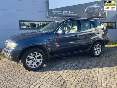 tweedehands BMW X5 3.0d Lifestyle Edition,NAP Young Timer