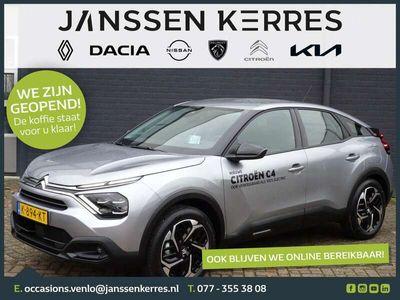 tweedehands Citroën C4 130 PK Puretech Feel Edition Navi/Camera/Clima/Radio-DAB-USB/Bluetooth/Cruise control/LED-koplampen/Parkeersensoren/LM-velgen