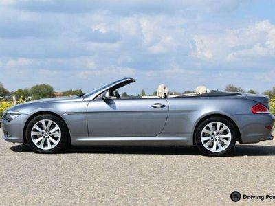 tweedehands BMW 650 Cabriolet 650 i E64 | 67.500km | 2 eig. | LCI | Ind