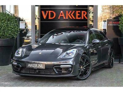 tweedehands Porsche Panamera 4 E-HYBRID SPORTDESIGN+PANO.DAK+4WSTURING