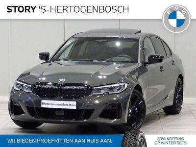 tweedehands BMW 340 Sedan M340i xDrive Executive M Sport Pakket Automa