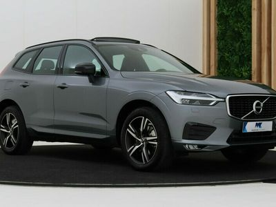 tweedehands Volvo XC60 2.0 B4 AWD R-Design | Aut | Panoramadak | Camera | Harman/Kardon | DAB+ | Apple Carplay | LED | 19 Inch