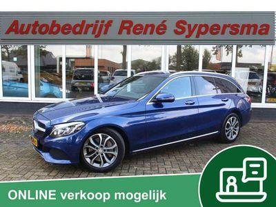 tweedehands Mercedes C350 Estate e Lease Edition Burmester/Distronic/Diamond