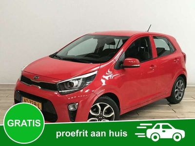 tweedehands Kia Picanto 1.0 CVVT First Edition 39DKM!