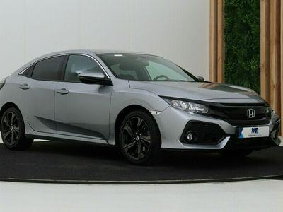 tweedehands Honda Civic 1.0 i-VTEC Elegance | ACC | Camera | Apple Carplay | DAB+ | Stoelverwarming