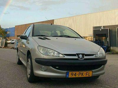 tweedehands Peugeot 206 1.4 HDi X-line 3- drs met Nieuwe APK