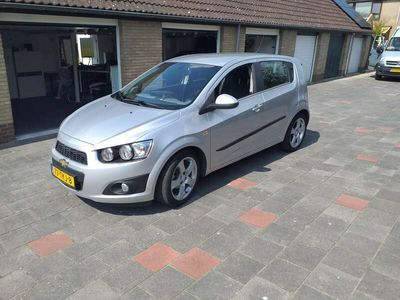 tweedehands Chevrolet Aveo 1.4 LTZ