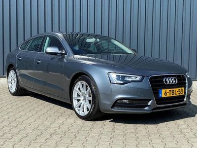 tweedehands Audi A5 1.8 TFSI 170pk Business Edition Xenon Led Navi Cruise 18 inch