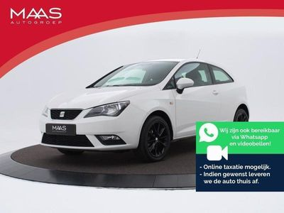 tweedehands Seat Ibiza SC 1.0 Tsi 95pk Style Connect | Navigatie | Airco | BlueTooth |
