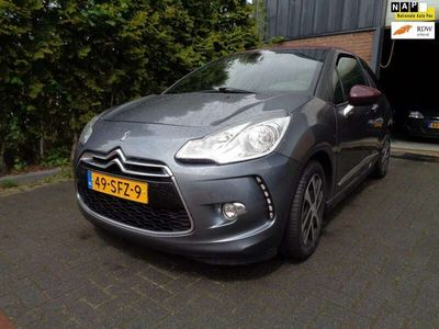 tweedehands Citroën DS3 1.6 e-HDi So Chic,PDC,Clima,Cruise control