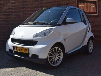 tweedehands Smart ForTwo Coupé 1.0 mhd Passion 08 Airco