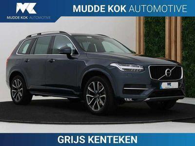 tweedehands Volvo XC90 2.0 D5 AWD GRIJS KENTEKEN | 20 inch | Leder | ACC | On Call | Excl. BTW