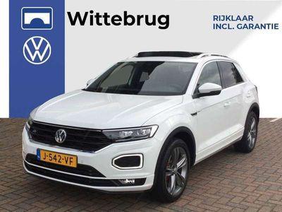 tweedehands VW T-Roc 2.0 TSI 4Motion R-Line / AUTOMAAT/ 2X R-LINE/ PANO