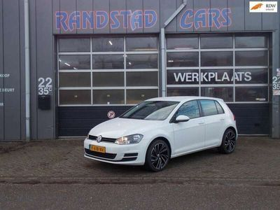 tweedehands VW Golf Variant 1.2 TSI Highline Airco Elek Pakket 5Derus 2017bj G