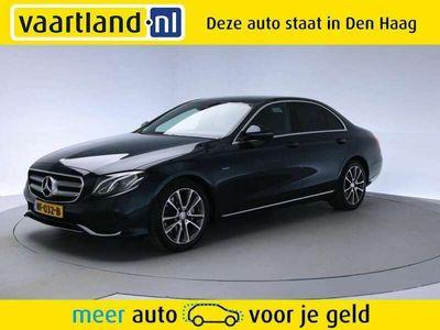 tweedehands Mercedes E350 E 350Edition Aut. [ Wide-screen Navi Led Half-lede