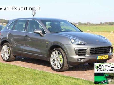tweedehands Porsche Cayenne 31999***NETTO** HYB** 3.0 S E-Hybrid** 2015**