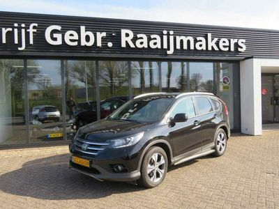 tweedehands Honda CR-V 2.2D AWD Executive*Xenon*Panorama*Leder*EXPORT*