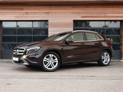 tweedehands Mercedes GLA220 CDI 4Matic * Urban -1.Eig.-Trekhaak-Xenon-Camera